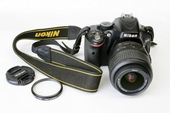 Nikon D5100 Digital SLR Camera With 18-55mm Lens