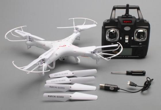 SYMA DRONE PHOTOGRAPHY / VIDEOGRAPHY  CAMERA